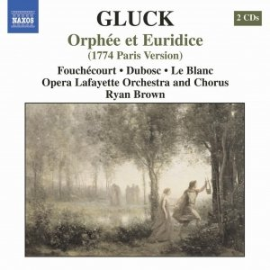 Image for 'GLUCK: Orphee et Euridice'