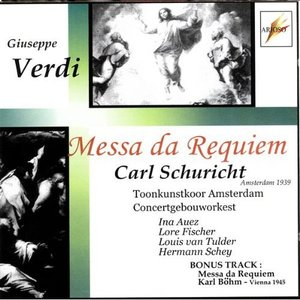 Image for 'Giuseppe Verdi: Messa da Requiem'