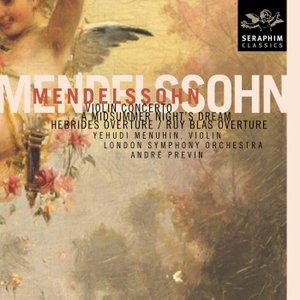 Image for 'Violin Concerto in E minor, Op. 64: III. Allegretto non troppo'