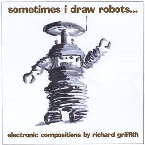 Image for 'Sometimes I Draw Robots'
