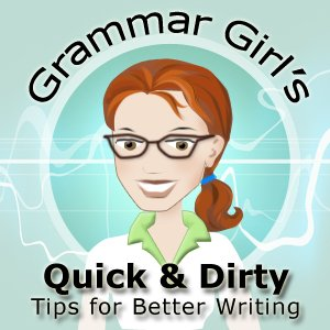 Bild för 'Grammar Girl'