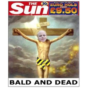 Image for 'Bald & Dead EP'
