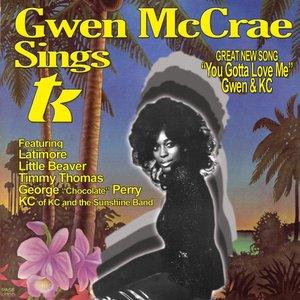 Image for 'Gwen McCrae Sings TK'