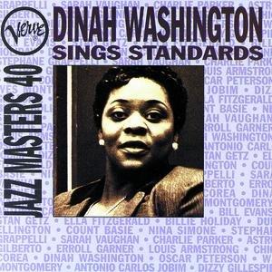 Image for 'Jazz Masters 40: Dinah Washington Sings Standards'