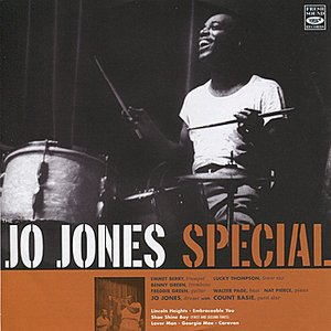 Image for 'The Jo Jones Special'