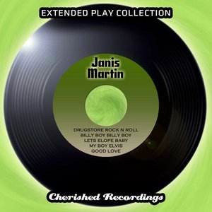 Image for 'Janis Martin - The Extended Play Collection, Vol. 94'