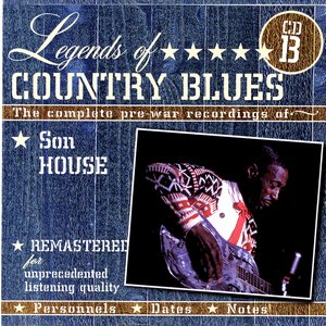 Image for 'Legends of Country Blues (CD B)'