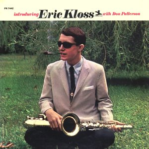 """Eric Kloss Quintet""的封面"