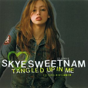 """""""Tangled Up in Me - Single""""的封面"""
