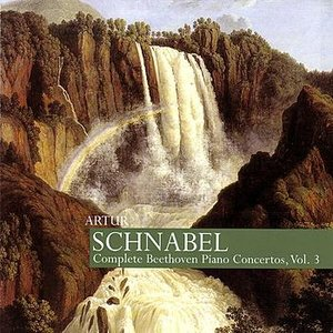 Image for 'Schnabel: Complete Beethoven Piano Concertos, Vol. 3'