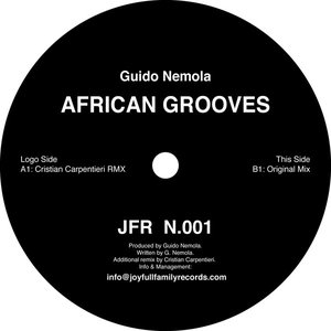 Image for 'African Grooves'