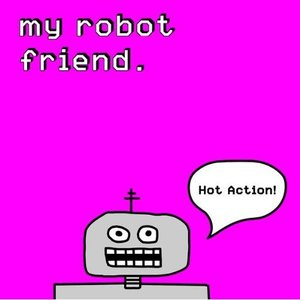 Image for 'I Am The Robot'