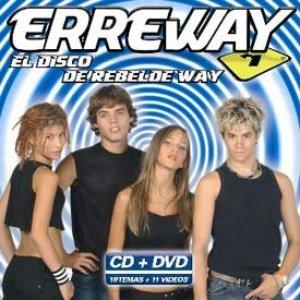 Image for 'El disco de Rebelde way'