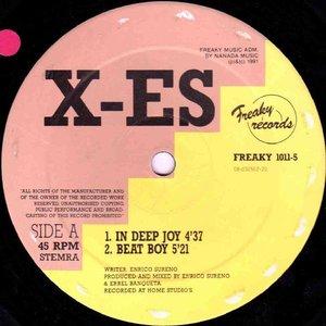 Image for 'X-Es'