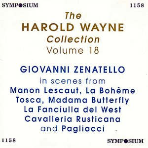 Image for 'The Harold Wayne Collection Vol. 18'