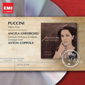 Image for 'Puccini: Opera Arias'
