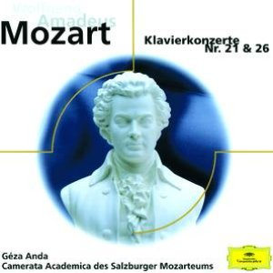 "Image for 'Mozart: Piano Concerto No.21 K.467 & No.26 K.537 ""Kronungskonzert""'"
