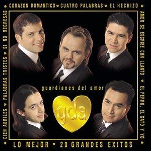Image pour 'Lo Mejor De Guardianes Del Amor'
