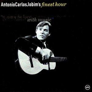 Image pour 'Antonio Carlos Jobim: Finest Hour'