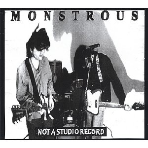 Image for 'NOT A STUDIO RECORD'