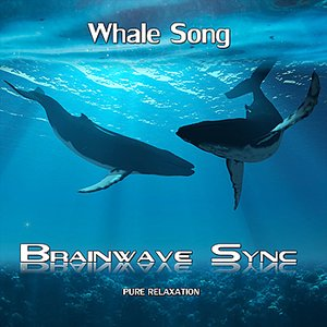 Image for 'Whale Song - with Music and Sounds of the Ocean - Alpha Brainwave Entrainment'