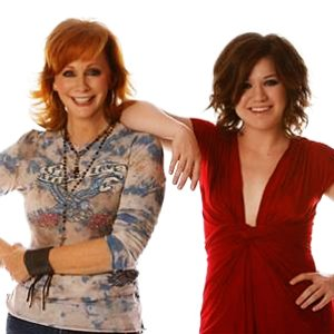 Image for 'Reba McEntire & Kelly Clarkson'