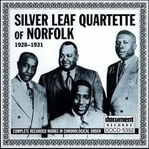 Image for 'Silver Leaf Quartette of Norfolk'