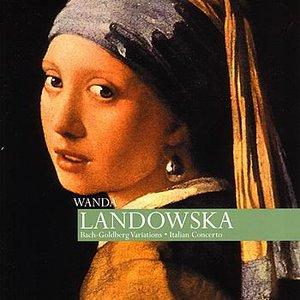 Bild för 'Landowska: J.S. Bach - Goldberg Variations, Italian Concerto'