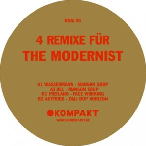 Image for '4 Remixe Fuer The Modernist'
