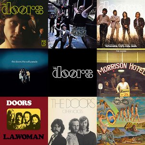 Image for 'The Complete Doors Studio Albums'