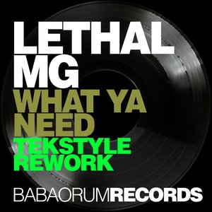 Image for 'What Ya Need (Tekstyle Rework)'