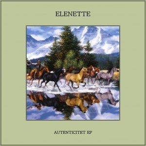 """""""Autenticitet EP""""的封面"""