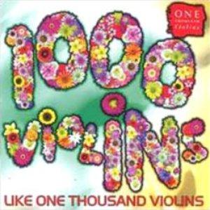 Bild för 'Like One Thousand Violins'