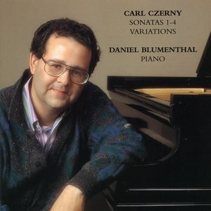 Image for 'Carl Czerny, Sonatas 1 to 4, Variations cd'