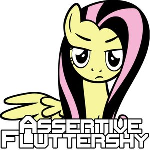 Image for 'Assertive Fluttershy'