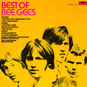 Best Of Bee Gees, Vol. 1