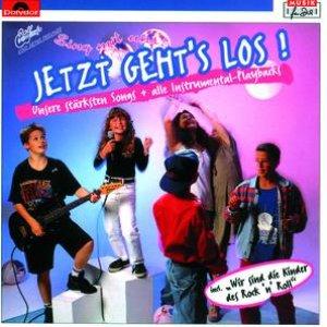 Bild för 'Jetzt Geht's Los'