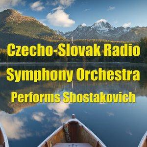 Image for 'Czecho-Slovak Radio Symphony Orchestra Performs Shostakovich'