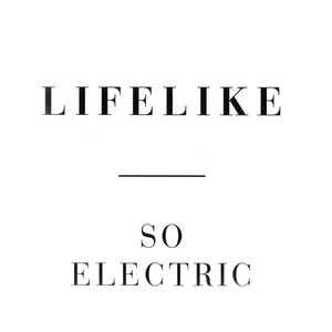 Image for 'So Electric'