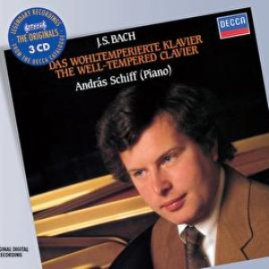Image for 'Bach, J.S.: Well-Tempered Klavier'