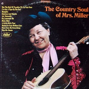 Image for 'The Country Soul of Mrs. Miller'