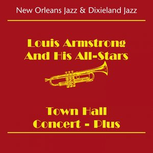 Image for 'New Orleans Jazz & Dixieland Jazz (Louis Armstrong and His All-Stars -Town Hall Concert - Plus)'