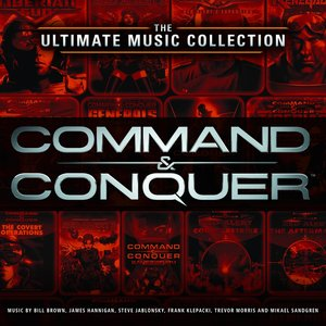 Image pour 'Command & Conquer™: The Ultimate Music Collection'