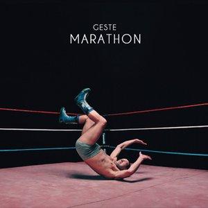 """""""Marathon""""的封面"""