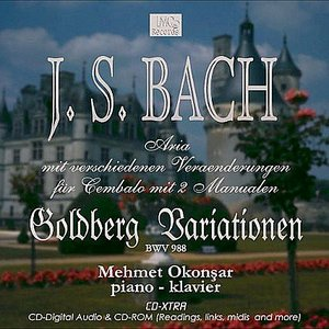 Image for 'Goldberg Variations, BWV 988, Variatio 18. Canone alla Sexta. a 1 Clav.'