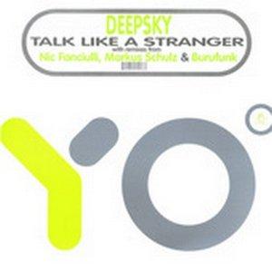 """""""Talk Like a Stranger""""的封面"""