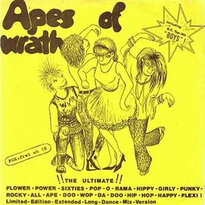 Image for 'Apes of Wrath'
