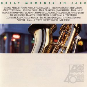 Image for 'Atlantic Jazz - Great Moments In Jazz'