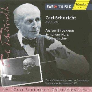 Image for 'Bruckner: Symphony No. 4 (1955)'