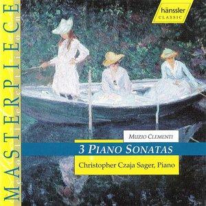 Imagem de 'Clementi: Piano Sonatas Op. 25, No. 5 / Op. 13, No. 6 / Op. 34, No. 2'